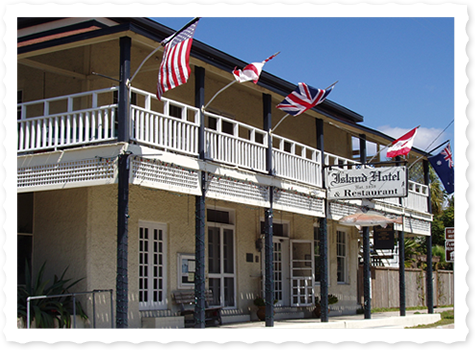 Island Hotel & Restaurant Bed & Breakfast Inn - Cedar Key, Florida