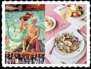 Island Hotel's Restaurant and Neptune Bar